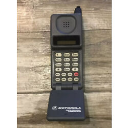 Kyпить MOTOROLA MICROTAC DPC 550 BELL - BRICK CELL PHONE MOBILE TELEPHONE VINTAGE RETRO на еВаy.соm