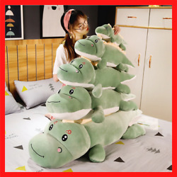 Soft Plush Pillow Doll Toy LONG Bed Pillows For Sleeping Standard Size 50-120 CM