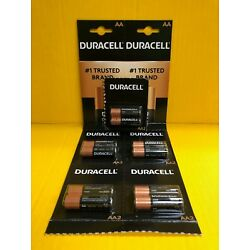 Kyпить 10 AA Duracell Alkaline 1.5V Exp. 12/2028 (Packaging May Vary) на еВаy.соm