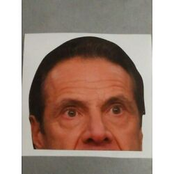 Kyпить Andrew Cuomo Peeping Window Cling Governor Watching NYS  Free Ship! на еВаy.соm