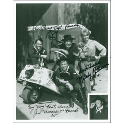Kyпить F TROOP TV CAST - AUTOGRAPHED SIGNED PHOTOGRAPH WITH CO-SIGNERS на еВаy.соm