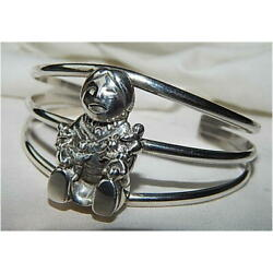 Kyпить CAROL FELLEY Sterling Storyteller Cuff Bracelet-7