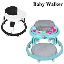 Kyпить Adjustable Height Baby Walkers for Boys & Girls w/ Easy Clean Tray & Wheels US на еВаy.соm