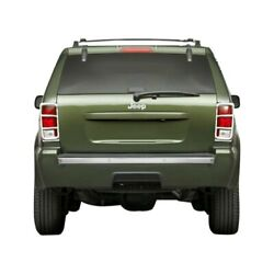 For Jeep Grand Cherokee 2005-2010 Marquee Chrome Tail Light Bezels