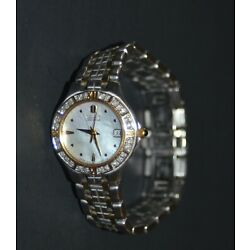 Kyпить Citizen Eco-Drive Womens Watch Mother Of Pearl Face With Date на еВаy.соm