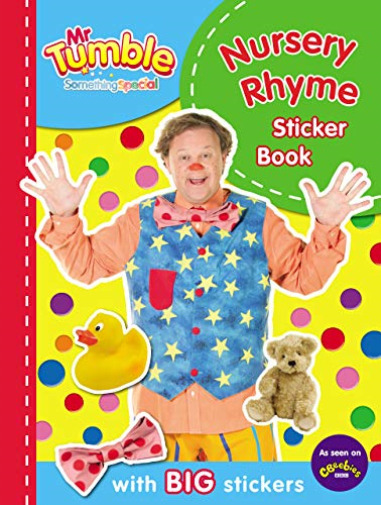 GroßbritannienUk  Egmont Publishing-Something Special:  Rhyme Sticker Book BOOK NEU