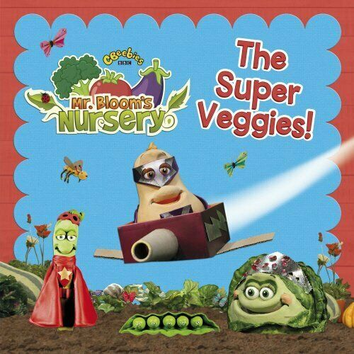GroßbritannienVARIOUS,-MR BLOOM`S : THE SUPER VEG BOOK NEU