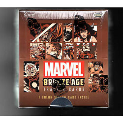 Kyпить Marvel Bronze Age Factory Sealed Case of 12 Box COLOR SKETCH на еВаy.соm