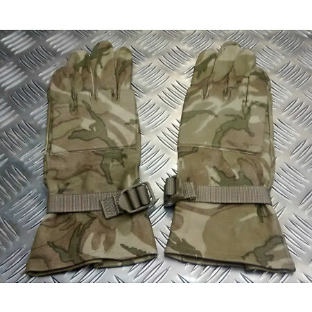 img-MTP LEATHER GLOVES NEW - BRITISH ARMY MILITARY - VARIOUS SIZES AVAILABLE