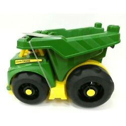Kyпить Mega Bloks John Deere Large Vehicle Dump Truck (just truck - no blocks) на еВаy.соm