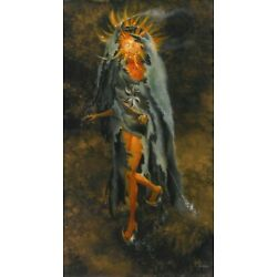 REMEDIOS VARO Poster or Canvas Print ''The Wandering Star''