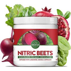 Kyпить Nitric Oxide Booster Beets Supplement - L-Arginine, L-Citrulline - 90 Capsules на еВаy.соm