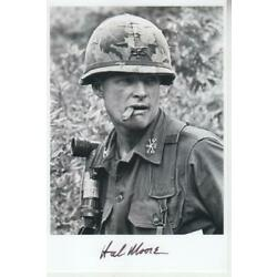 "Kyпить General Harold ""Hal"" Moore (†2017) - We Were Soldiers signed  Vietnam photo на еВаy.соm"