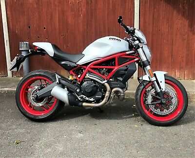 Ducati Monster 797+ 2017 3620 Miles Ducati Used Approved One year warranty