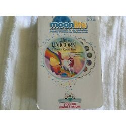 Kyпить Moonlite Uni the Unicorn and Dream Come True Story Reel for Storybook Projector на еВаy.соm