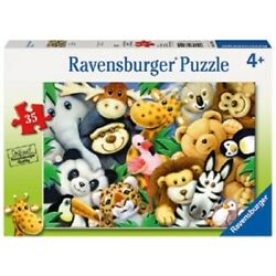 Kyпить Ravensburger 35 Piece Jigsaw Puzzle - Softies на еВаy.соm