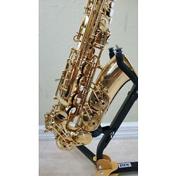 Kyпить Giardinelli GAS-10 Advanced Series Alto Saxophone by Eastman w/ Orig. Hard Case на еВаy.соm