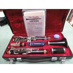 Kyпить YAMAHA YCL 34  CLARINET-MINT- SANITIZED,OVERHAULED, New VanDoren M.Piece & Xtras на еВаy.соm