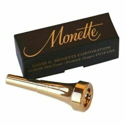 Kyпить Monette Resonance Trumpet Mouthpiece на еВаy.соm