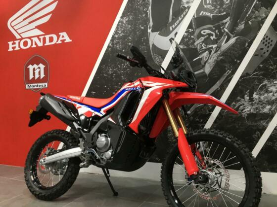2021 Honda CRF300 Rally AVAILABLE TO ORDER 6.9% CRF 300cc CRF300LR