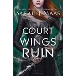 Kyпить A Court of Wings and Ruin (A Court of Thorns and Roses, 3), Maas, Sarah J. на еВаy.соm