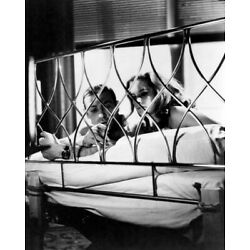 Kyпить Thunderball  8x10 photo Sean Connery in bed with Luciana Paluzzi на еВаy.соm