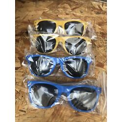 Kyпить Lone Star Beer Sunglasses - New Four pair 2 blue 2 yellow на еВаy.соm