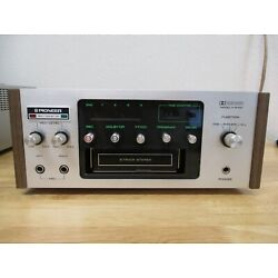 Kyпить Pioneer H-R100 8 Track Player Recorder Tested Replaced Belts на еВаy.соm