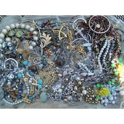 Kyпить HUGE! Vintage to Now JUNK DRAWER Estate Jewelry Lot Unsearched Untested на еВаy.соm