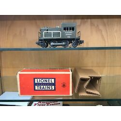 Kyпить Lionel O Gauge 42 Picatinny Arsenal Switcher with Box and Liner на еВаy.соm