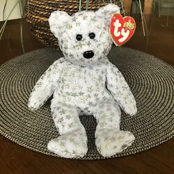 Kyпить TY BEANIE BABY *The Beginning Bear*  Retired With Tag(s) на еВаy.соm