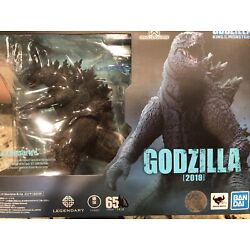 Kyпить Bandai Godzilla 2019 King of The Monsters S.H.MonsterArts Figure на еВаy.соm