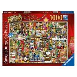 Kyпить Ravensburger 1000 Piece Jigsaw Puzzle - Colin Thompson: The Christmas Cupboard на еВаy.соm