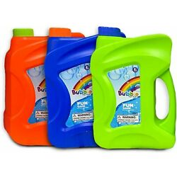 Kyпить Colorful Bubble Solution for Kids,  Non Toxic Refill Bubbles for Machine -3 Pack на еВаy.соm