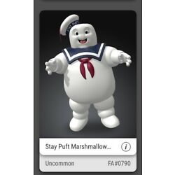 Kyпить VeVe Collectibles NFT - Sold Out Ghostbusters Stay Puft Marshmallow Man #0790 на еВаy.соm