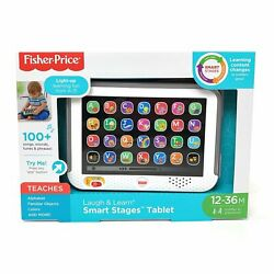 Kyпить Fisher Price Laugh and Learn Smart Stages Tablet Grey на еВаy.соm