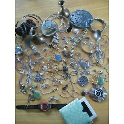 Kyпить  Vintage to Now JUNK DRAWER LOT Estate Jewelry Watch Coach More Unsearched  на еВаy.соm