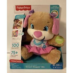 Kyпить Fisher-Price Laugh & Learn Smart Stages Sis Flush Doll with 75+ Songs & Sounds   на еВаy.соm