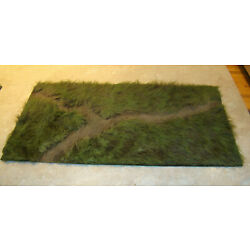 Kyпить Build-A-Rama Bar-381 Trail Head Diorama Mat 12 X 24 1:30 First Legion etc. на еВаy.соm