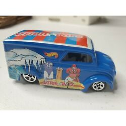HOT WHEELS VHTF LIMITED EDITION 30th ANNIVERSARY OTTER POPS DAIRY DELIVERY!