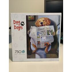 Kyпить Buffalo Games - A Dog's Life - Dog Gone Funny - 750 Piece Jigsaw Puzzle на еВаy.соm