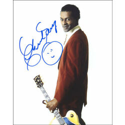 Kyпить CHUCK BERRY - AUTOGRAPHED SIGNED PHOTOGRAPH на еВаy.соm