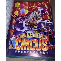 Kyпить INTERNATIONAL CIRCUS SPECTACULAR Australian Tour'1997' Souvenir Program на еВаy.соm