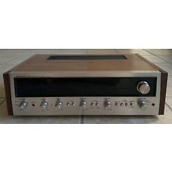 Kyпить Vintage Pioneer SX-727 Stereo Receiver w/ Cover - FREE SHIPPING!!! на еВаy.соm