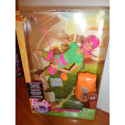 Kyпить BARBIE CAMPING FUN ROCK CLIMBER  DOLL 2017 NRFB на еВаy.соm