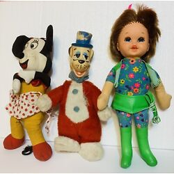 Kyпить Lot of Vintage Dolls Knickerbocker & others на еВаy.соm