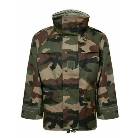img-French Army Issue CCE GoreTex ECWCS MVP Waterproof Jackets Camo Super Grade