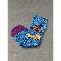 RARE New Dunkaroos Crew Socks Sold Out Promotional Item Promo Prize
