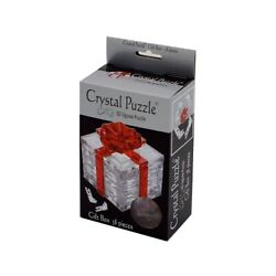 3D Crystal Brain Teaser Puzzle - Gift Box