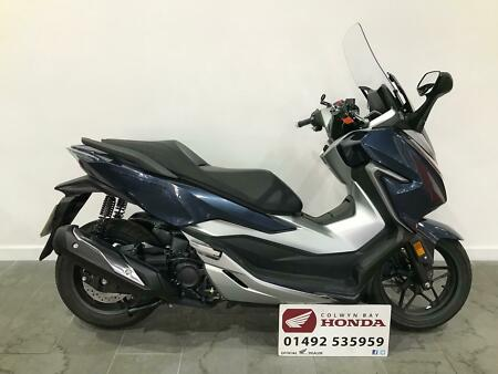 2020 Honda NSS300 Forza, Scooter, NSS 300, Standard Spec, Only 74 Miles